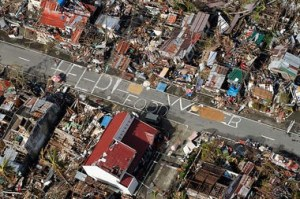 Phillipines devastation
