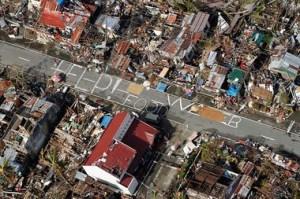 Phillipines devastation